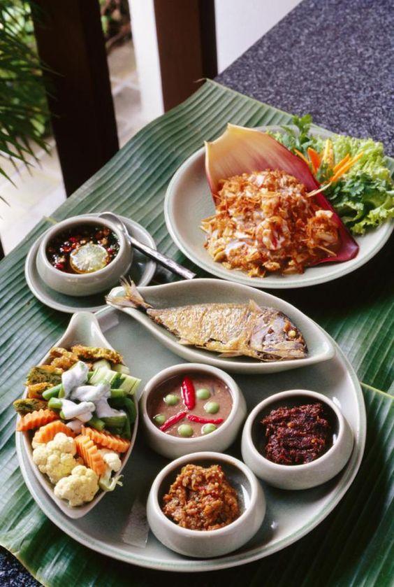 [Chia sẻ] Ẩm thực Thái Lan
