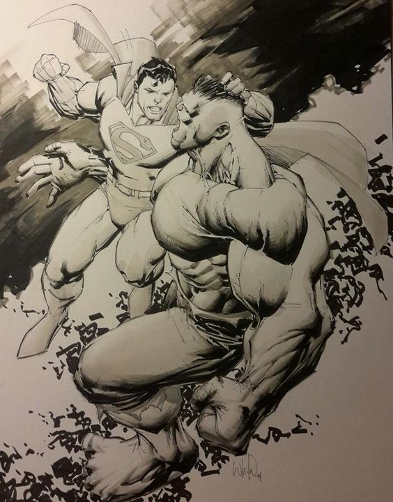 Hulk, Superman and Learn how to draw on Pinterest