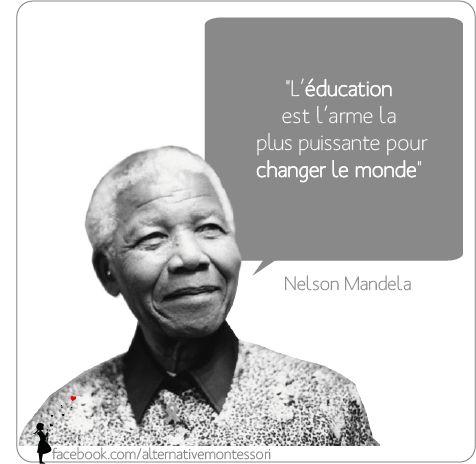 Telecharger Nelson Mandela Citations Education Chelcuriho Cf