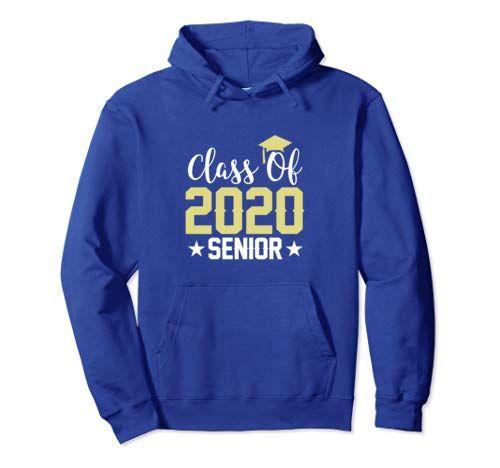 Class Of 2020 Senior Graduation Graduate Gift Pullover Hoodie Hoodies Vintage Hoodies Pullover Hoodie