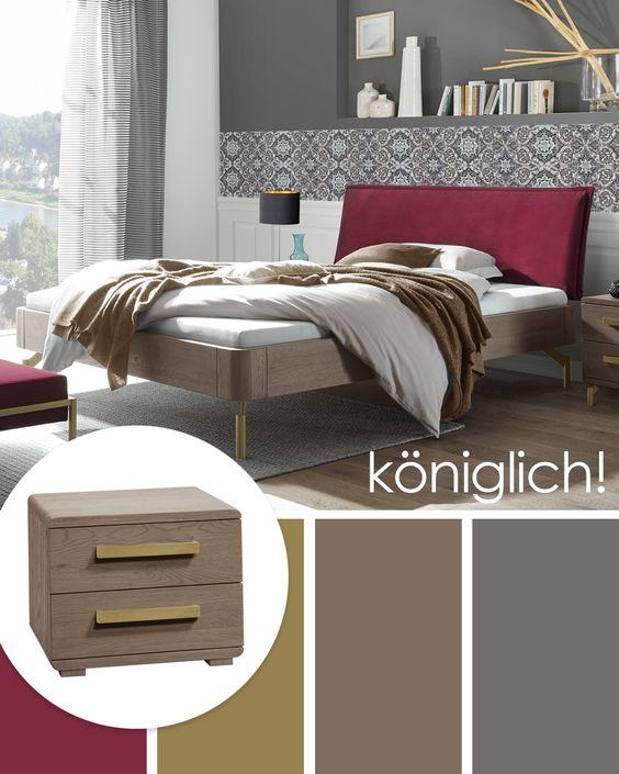 Bett Quinovia In 2020 Bett Modern Schlafzimmermobel Und Bett