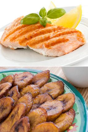 Salmon side dishes with salmon and six sides on pinterest for What side dishes go with fish