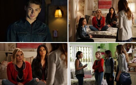 Pretty Little Liars. Stills, photos, reviews and more