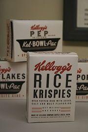 Nostalgic Homemaking: Childhood is calling...  history of Rice Krispie treats