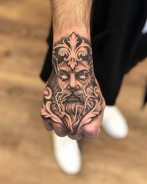 Which is the best tattoo on hand