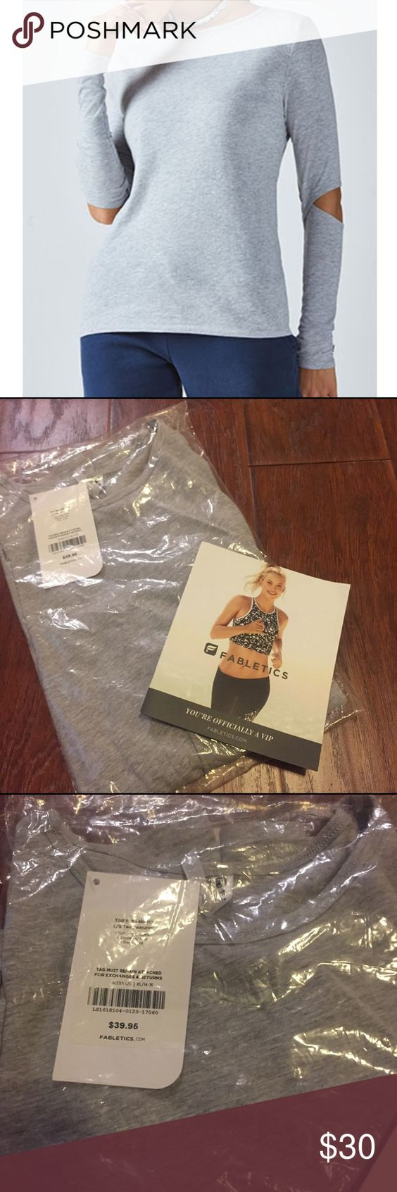 Spotted while shopping on Poshmark: Fabletics Workout Shirt! #poshmark #fashion #shopping #style #Fabletics #Tops