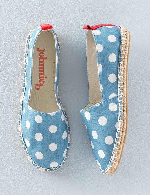 Espadrilles, Blau, Johnnie b. Size – 39 35340595 – Schuhe-Mode-Hits.de: