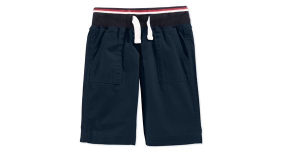 Tommy Hilfiger Boys' Mickey Rib Shorts