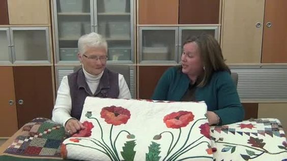 Watch Quilting Design Ideas from Mabeth Oxenreider in the All People Quilt Video