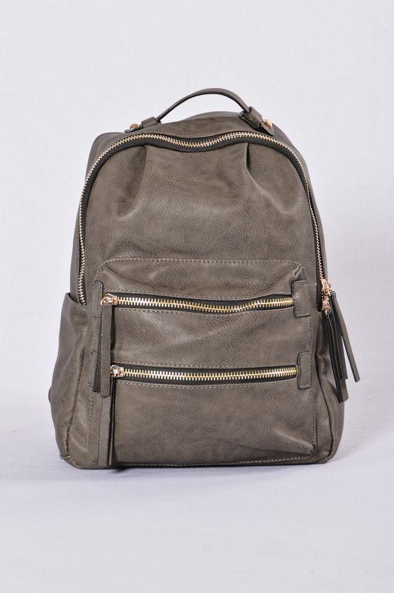 Teacher's Pet Backpack - Charcoal