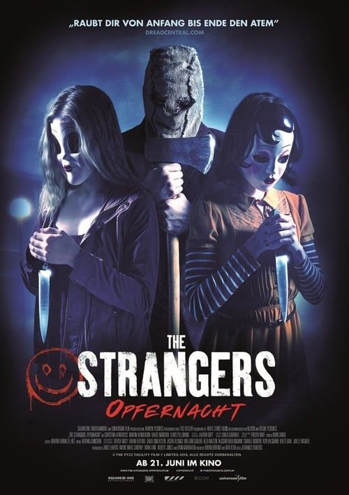 The Strangers Prey At Night Fuii Movie Streaming Scary Movie List Scary Movies Horror Movie Icons