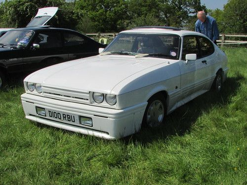Ford Capri 2 8 Injection Special D100rbu Ford Capri 2 8 Injection