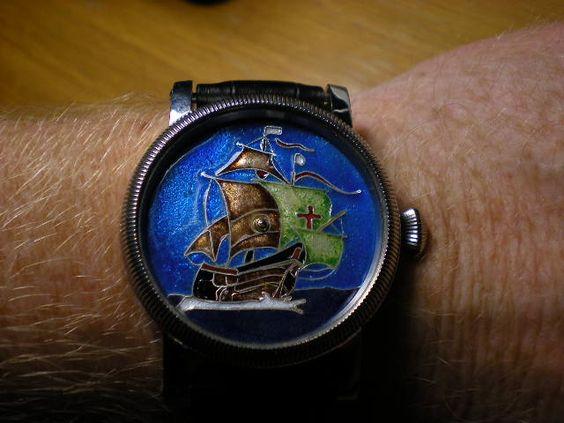 Enamel cloisonne. ( dial watch, icon, etc....) - Page 2 1ab22434bbfc212772927e868d4d7b03