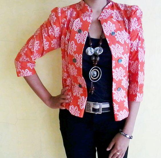 explore batik work batik weaving and more women s jackets women s ...