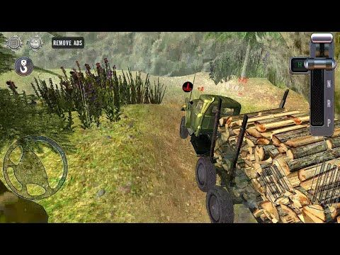 Truck Simulator Offroad 4 Extreme Mud Android Gameplay 2020 Hd