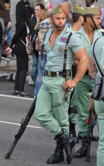 Military Homosexuell nackt Bild