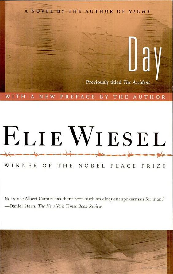 """an analysis of elie weisels book night Teaching """"night"""" interweaves a literary analysis of elie wiesel's powerful and   use this resource to transform how you teach harper lee's classic novel by."""