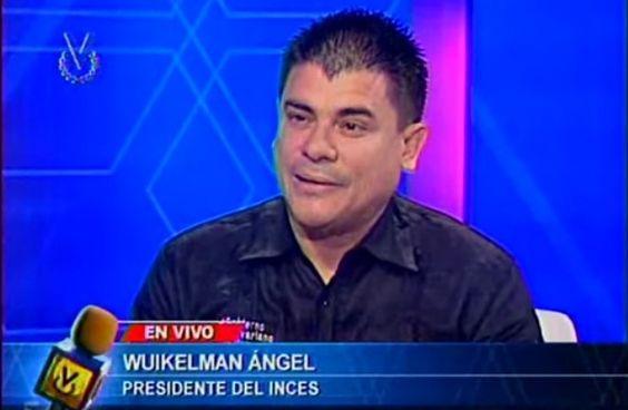 Entrevista Venevisión: Wuilkelman Ángel Paredes, presidente del Inces (Vídeo)