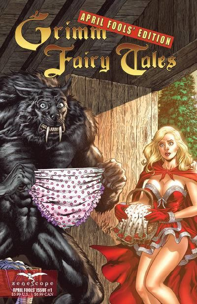 Grimm Fairy Tales Little Red Riding Hood Sexy Grimm fair...