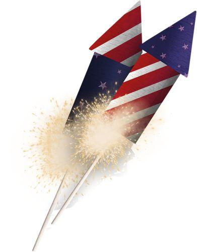 fourth of july rocket craft