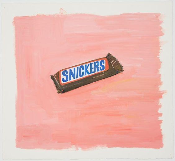 snickers//maira kalman
