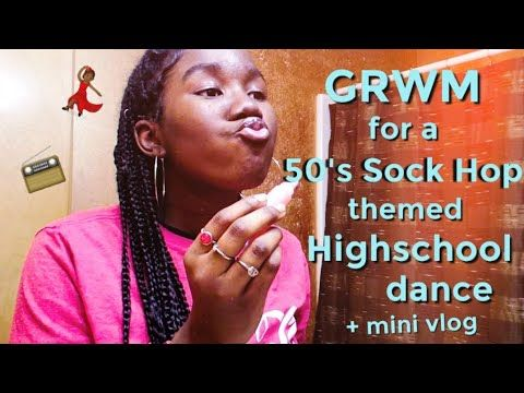 Grwm For A Highschool Dance Vlog Youtube Youtube Vlogging High School You can listen to anywhere dance wave! pinterest