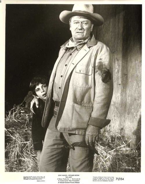 Big Jake was the number 10 biggest box office hit of 1971.