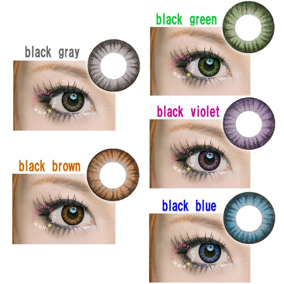 Most Natural Colored Contacts Yahoo