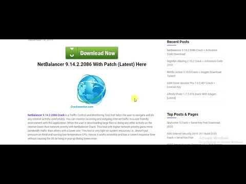 Netbalancer 9 14 2 Activation Code Youtube Activities Coding
