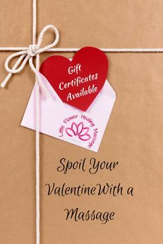Pin By Nats Brown On Massage Therapy Valentine Massage Massage Gift Massage Gift Card