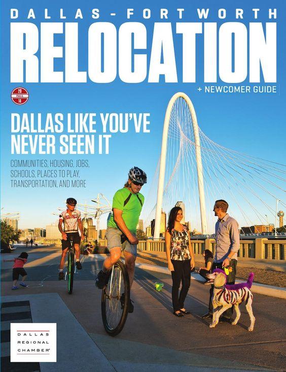 Dallas-Fort Worth Relocation + Newcomer Guide - Fall 2014