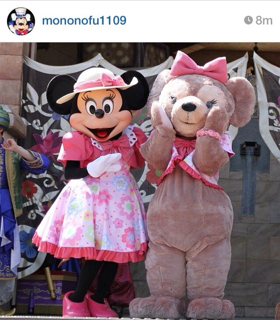 Minnie and Shellie May!