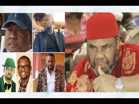 Meet The Five Sons of Nollywood Legend Pete Edochie | Pete, Legend, Sons