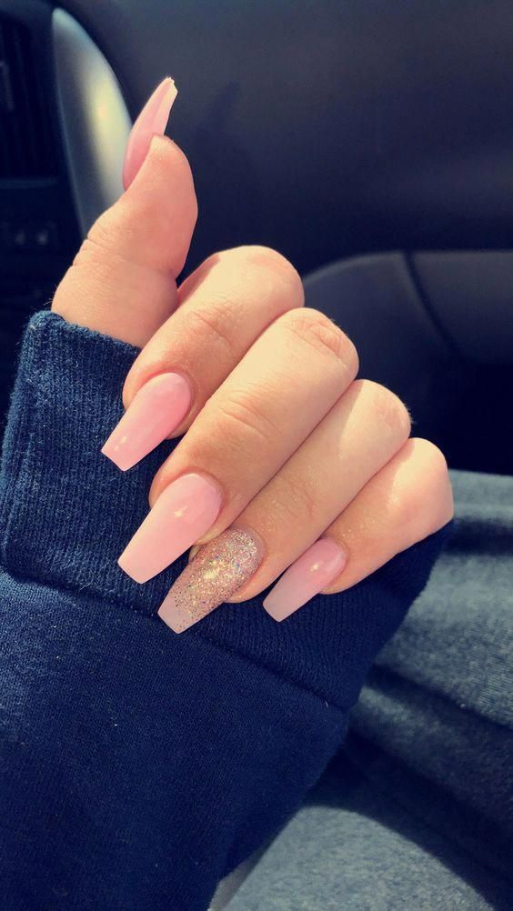 Natural Coffin Nail Art Designs Ideas are so perfect for