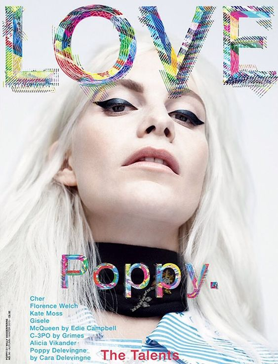 Amor por revistas