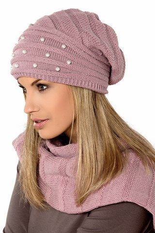 38 Crochet Beret Warm Hat For Ending Your Spring outfit fashion casualoutfit fashiontrends