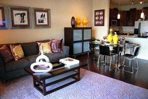 How To Decorate A Long Living Room Dining Room Combo Living Room Dining Room Combo Small Living Dining Long Living Room