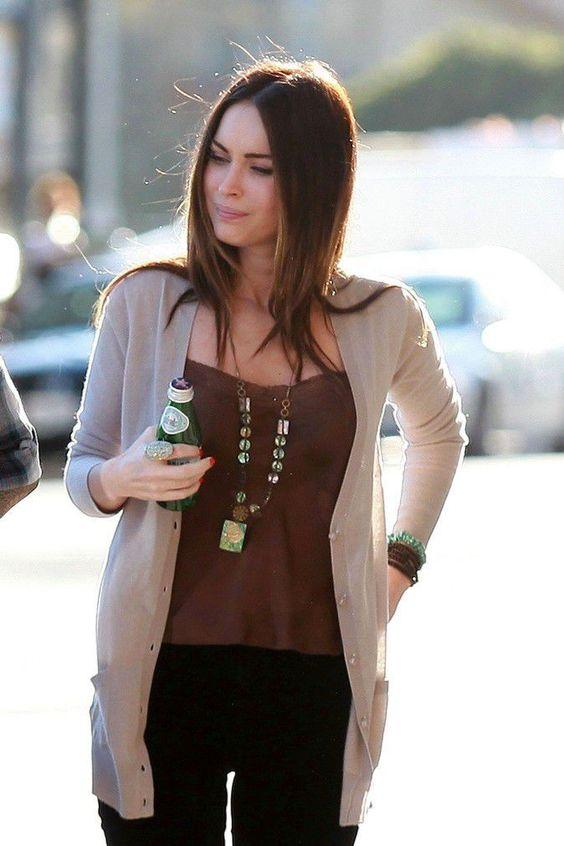 Looks De Megan Fox : Découvrez Son Cv Fashion !