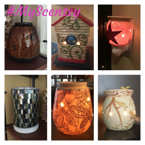 This is some of #MyScentsy