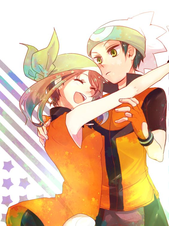 Gallery For gt Cute Pokemon Trainer Couples