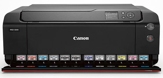 Canon Debuts New Family Of Pro Printers With New Imageprograf Pro 1000 Printer Portable Photo Printer Professional Photo Printer