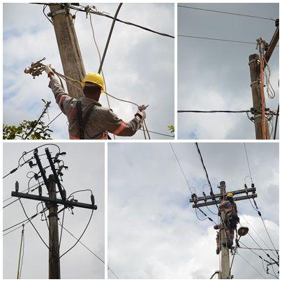 terramentos elétricos das instalações elétricas