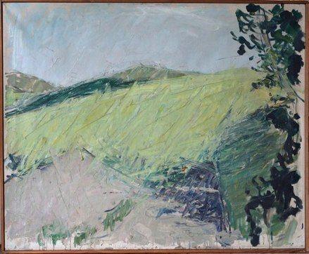 Maleri. 93 x 113 cm. Olie på lærred. <br /><br />(3996)