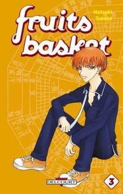 •*¨*• Mon avis sur Fruits Basket, tome 3 de Natsuki Takaya •*¨*•