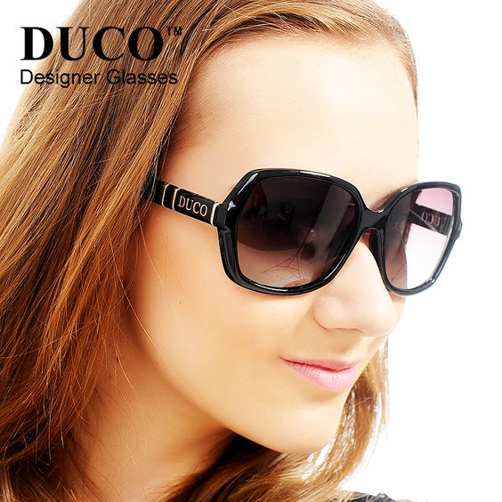 Duco women's sunglasses fashion polarized sunglasses mirror driver sunglasses sun glasses on AliExpress.com. 5% off $42.09