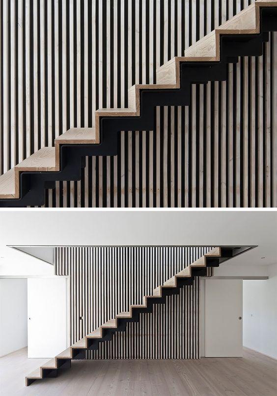 Escalier intérieur design- la beauté est dans les détails !