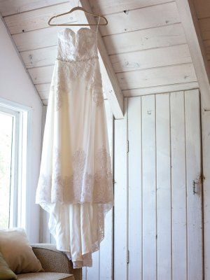 Beautiful handmade wedding dress. Michelle and Damien, photography and film 888.301.6919