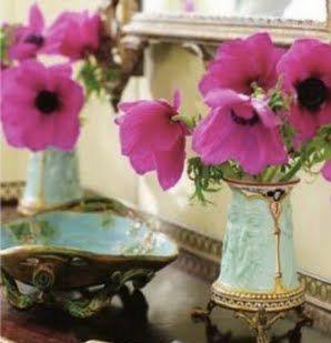* so pretty in antique vases