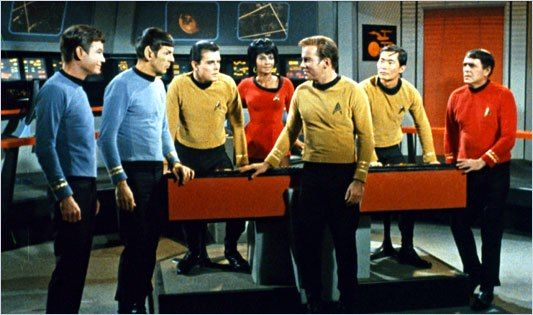 Original Star Trek Crew