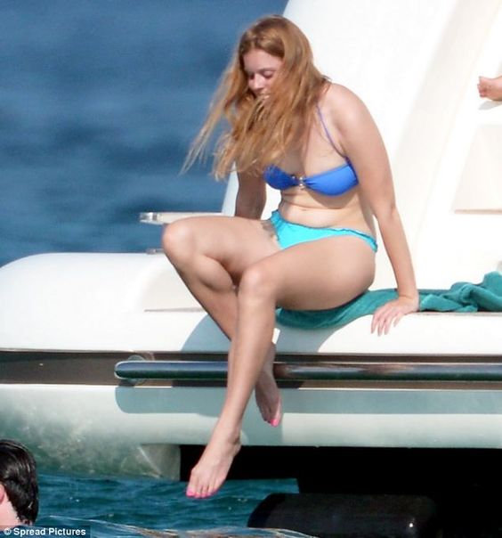 princess beatrice makes waves in 15 bikini and stylish
